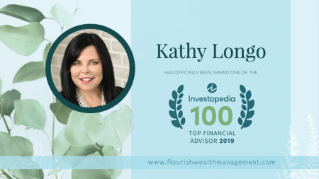 Kathy Longo Named One of Investopedia's Top 100  Financial Advisors