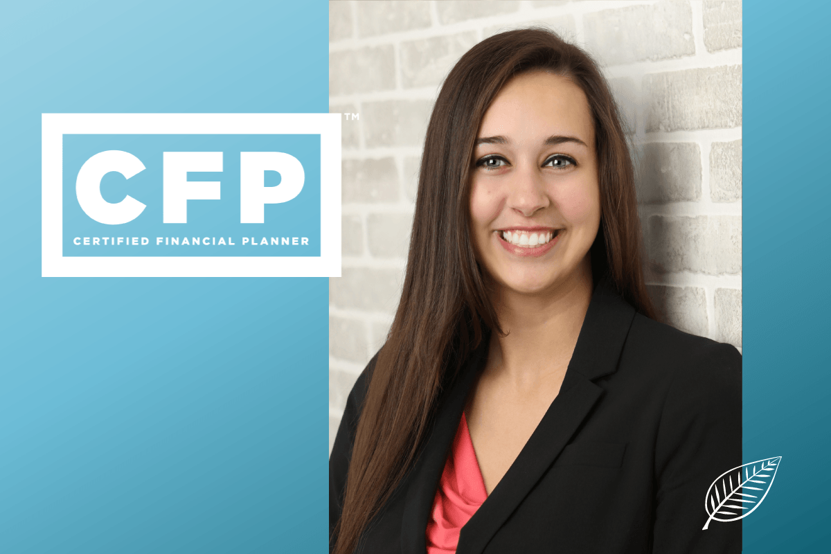 Congratulations to Nicole Swanson for earning the CFP® designation!