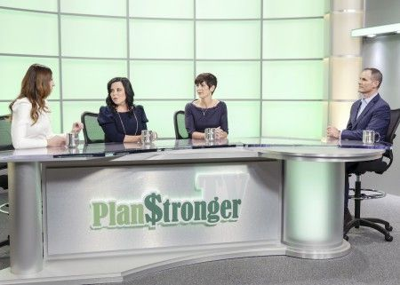 Kathy Longo featured on Plan Stronger TV