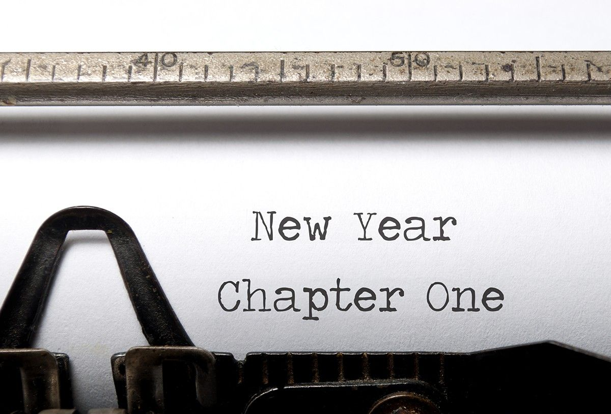 Looking Ahead: New Year, Bright Future