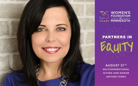Kathy Longo to Speak at The Women's Foundation of Minnesota Partners in Equity Series