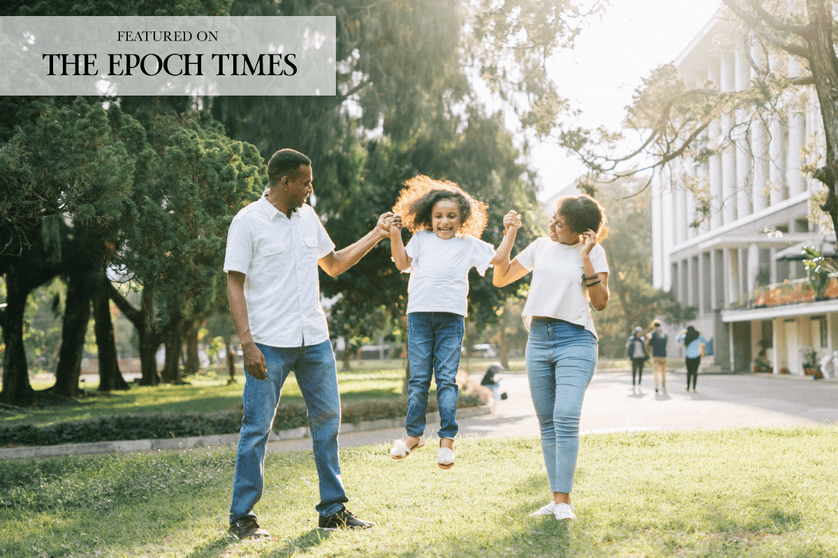 Kathy Longo Discusses Teaching Financial Literacy to Your Children with the Epoch Times