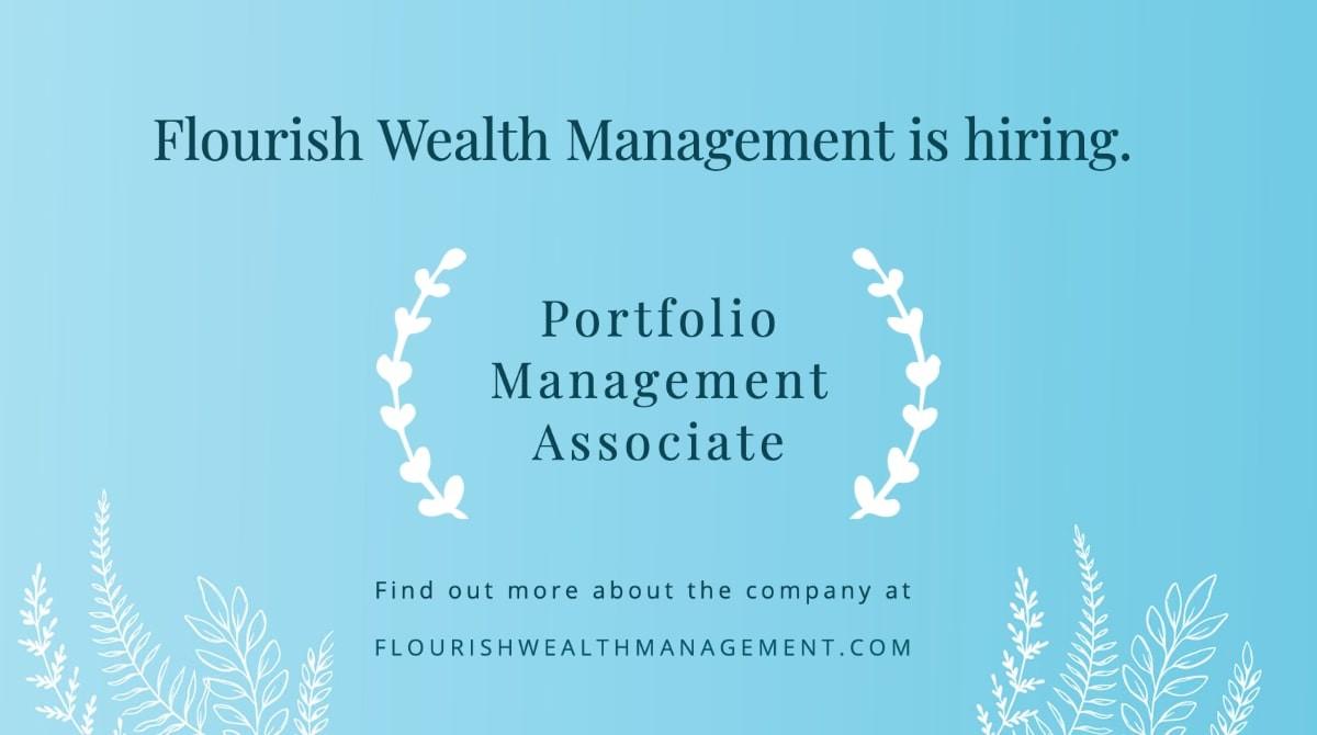 Portfolio Management Associate