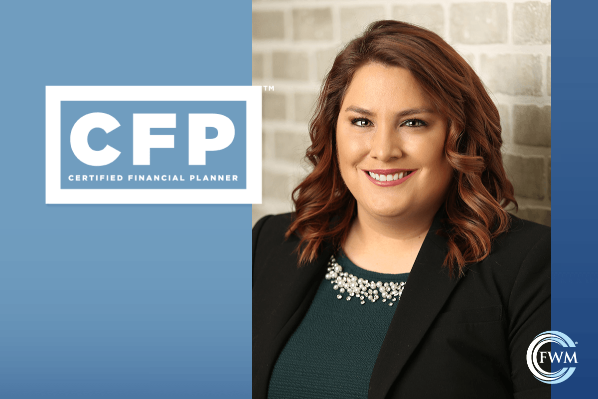 Congratulations to Michele Lenz for earning the CFP® designation!