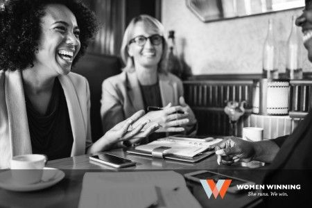 Flourish is proud to sponsor Women Winning's 36th Annual Luncheon Featuring Valerie Jarrett.